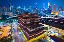 Tour Singapore - Sentosa - Garden by the Bay tết dương lịch 2019