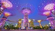 Singapore - Sentosa - Garden By The Bay Khởi Hành 16, 30/03/2017 Bay Tiger Air