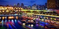 4 ngày tự mình khám phá Singapore