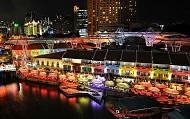 Ăn gì chơi gì tại Singapore sau 11 giờ đêm?