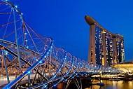 Check in trên những cây cầu ở Singapore