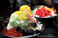 Chớ quên món tráng miệng ngon mát Ice Kachang tại Singapore