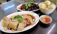 Cơm gà viên - Kedai Kopi Chung Wah