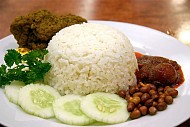 Cơm Nasi Lemak