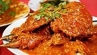 Cua Sốt Ớt Singapore - Chili Crab