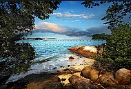 Đảo Pulau Ubin Singapore