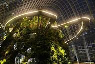Độc đáo kỳ quan số 8 thế giới – Vườn bên vịnh Singapore