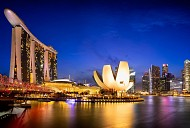 Dù bé nhỏ nhưng Singapore vẫn đầy hấp dẫn