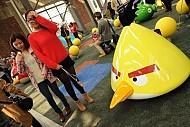 Du Lịch Malaysia – Thăm Quan Công viên Angry Birds đầu tiên tại Đông Nam Á
