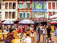 Chinatown - nét đẹp giữa lòng Singapore