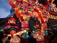 Du lịch singapore - Ngày lễ phật đản trên đảo quốc sư tử