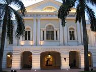 Du lịch Singapore - Tòa nhà quốc hội cũ