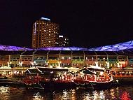 Du lịch Singapore: 3 địa điểm thưởng thức hương vị của Singapore về đêm