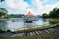 Ghé chơi hòn ngọc xanh của Singapore