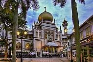 Ghé thăm phố cổ cực đẹp giữa lòng Singapore