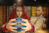 Giải trí thư giãn ở bảo tàng Trick Eye Sentosa