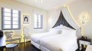 Khách sạn Wanderlust nơi vàng chỉ là đồ trang trí
