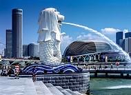 Khám Phá Nguồn Gốc Biểu Tượng Sư Tử Biển Ở Singapore