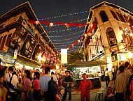 Khám phá văn hóa độc đáo tại các khu phố ở Singapore