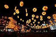 Khởi động mùa lễ hội đón Tết Nguyên Đán tại Singapore