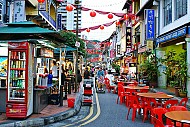 Khu vực đặc trưng tại Singapore