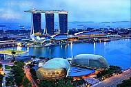 Marina Bay Sands: Tòa nhà đắt và lộng lẫy nhất thế giới