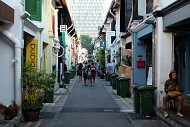 Một ngày bình yên sống chậm trên đảo quốc Singapore
