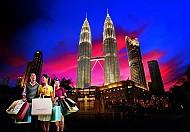 Mua gì, ở đâu khi đi du lịch Malaysia