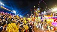 Người Singapore Chào Đón Năm Mới Tưng Bừng Như Thế Nào