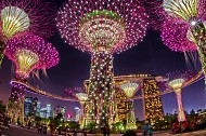 Phần cuối: Du hý dọc ngang Singapore với 5 triệu
