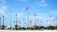 Merdeka quảng trường độc lập của Malaysia