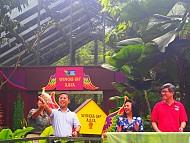 Singapore khai trương khu bảo tồn chim lớn nhất Châu Á