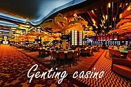 Thử vận may tại thành phố trên mây: Genting Casino