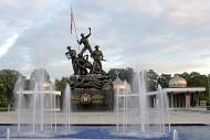 Tìm về tượng đài chiến thắng ghi dấu ấn lịch sử Malaysia
