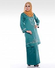 Trang phục truyền thống người Malaysia
