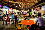 Trung Tâm Ẩm Thực Maxwell Road Hawker Centre, Singapore