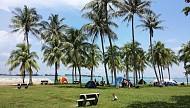 Vui chơi ở công viên East Coast Park của Singapore