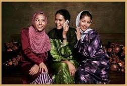Baju Kurung & Baju Melayku trang phục truyền thống của Malaysia