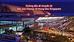 Đi tàu điện ngầm để tiết kiệm khi tới Singapore