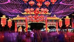 Du lịch Singapore cùng lễ hội  River Hongbao chào đón năm mới