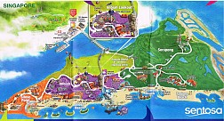 Hành Trình Một Ngày Du Lịch Bụi Tại Sentosa Singapore