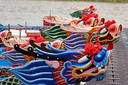 Lễ hội thuyền Rồng tại Singapore
