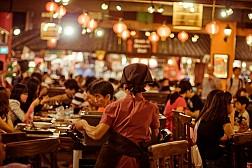 Nét riêng Singapore qua ẩm thực đường phố