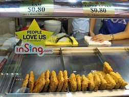 Những món ăn đường phố đặc sắc ở Singapore