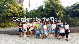 Tour Singapore - Sentosa - Garden By The Bay tháng 12