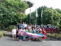 Tour Singapore - Sentosa - Garden By The Bay 08,15,22/08