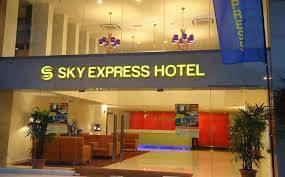 Sky Express Hotel Bukit Bintang 3***