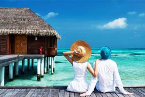 HÀ NỘI - SINGAPORE - MALDIVES Ghép Đoàn Hàng Tuần - 5 Ngày 5 Đêm