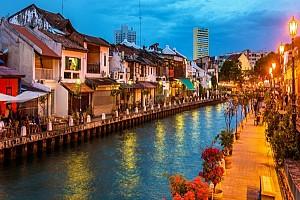 Một hành trình 2 quốc gia: Singapore - Malaysia 6 ngày 5 đêm
