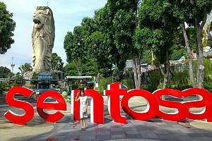 Tour du lịch Singapore 4 ngày khám phá Sentosa - Garden By The Bay